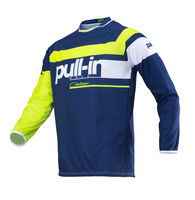 Maillot cross Pull-In by Kenny 2019 Challenger Race - Bleu Lime S