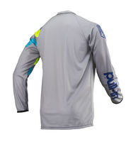 Maillot cross Pull-In by Kenny 2019 Challenger Master - Gris Lime