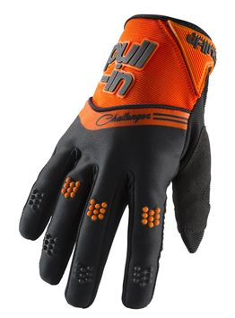 Gants cross enfant Pull-In by Kenny 2019 Challenger - Orange
