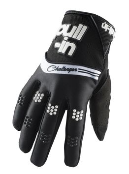 Gants cross enfant Pull-In by Kenny 2019 Challenger - Noir 04 - 7/9 ans