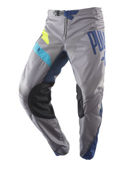 Pantalon cross Pull-In by Kenny 2019 Challenger Master - Gris Lime