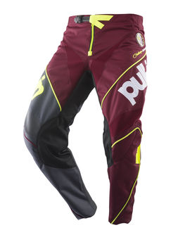 Pantalon cross Pull-In by Kenny 2019 Challenger Race - Burgundy Rouge