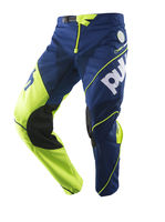 Pantalon cross enfant Pull-In by Kenny 2019 Challenger Race - Bleu Lime