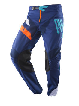 Pantalon cross enfant Pull-In by Kenny 2019 Challenger Master - Bleu Orange