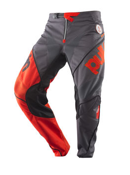 Pantalon cross enfant Pull-In by Kenny 2019 Challenger Race - Gris Orange