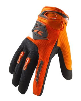 Gants cross enfant Kenny 2019 Track - Orange