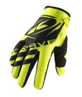 Gants cross Kenny 2019 Brave - Jaune Fluo