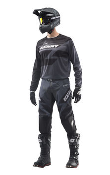 Tenue cross Kenny 2019 Track - Noir Gris