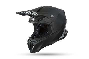 Casque cross Airoh 2019 Twist Color - Noir Mat