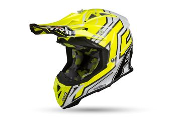 Casque cross Airoh 2019 Aviator 2.2 Cairoli 019 - Jaune Fluo