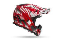 Casque cross Airoh 2019 Aviator 2.3 Fame - Rouge 57/58 - M