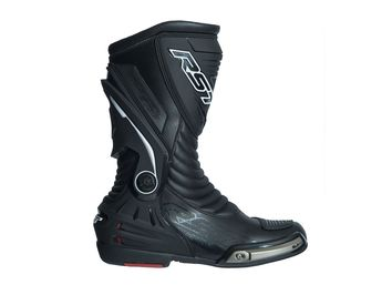 Bottes moto racing RST Tractech Evo 3 SP Waterproof - Noir