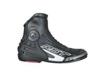 Bottes moto courtes racing RST Tractech Evo III - Noir