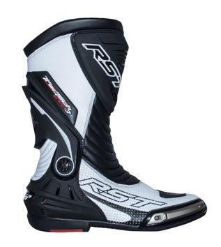 Bottes moto racing RST Tractech Evo 3 SP - Blanc