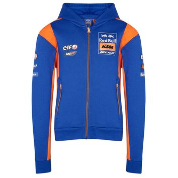 Sweat zippé à capuche Enfant Red Bull KTM Tech 3 2019