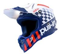 Casque cross Pull-In by Kenny 2020 Master - Bleu 53/54 - XS