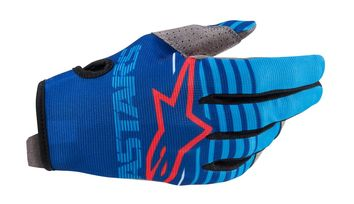 Gants cross Alpinestars 2020 Radar - Bleu Aqua