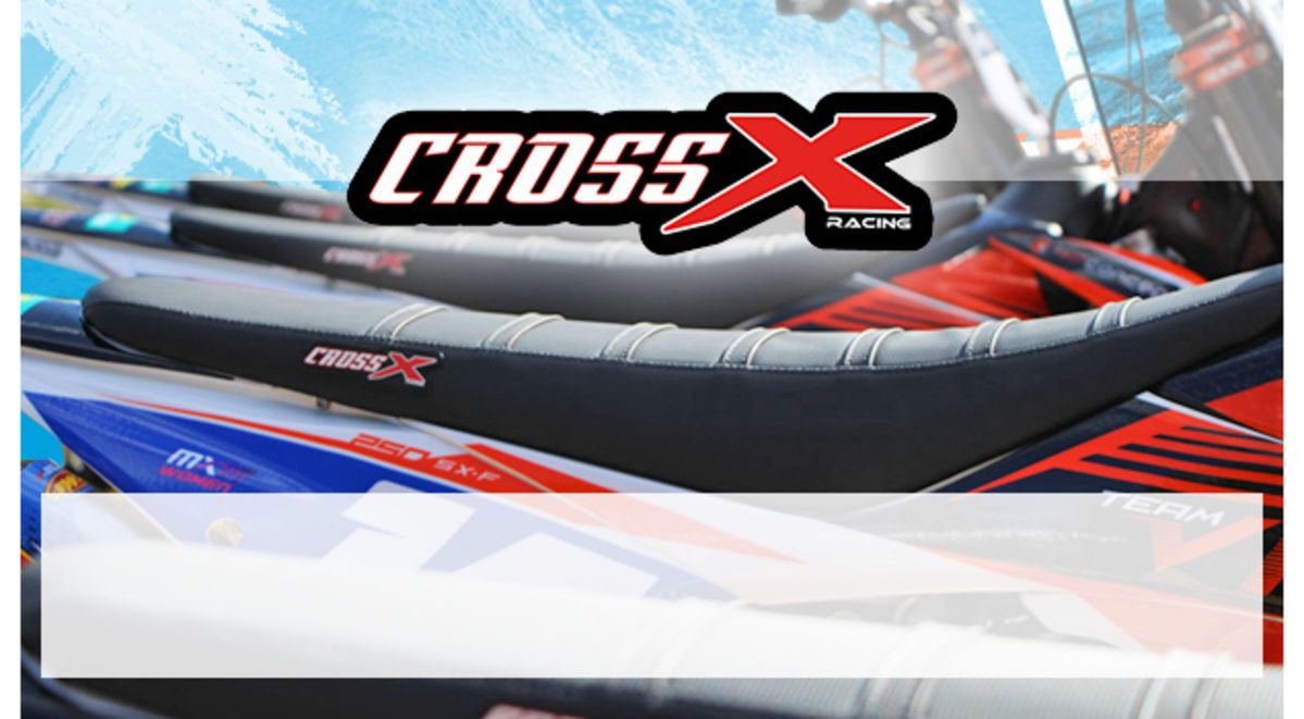 Housses de selle CrossX