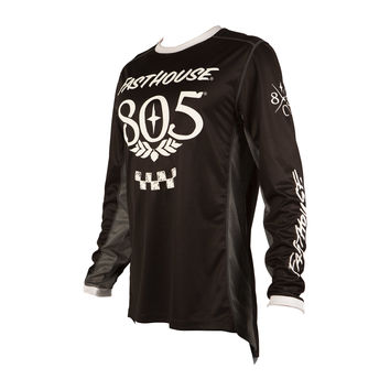 Maillot cross Fasthouse 2020 805 Send it - Noir