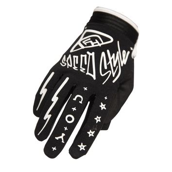 Gants cross Fasthouse 2020 Speedstyle Brush - Noir