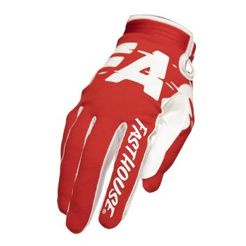 Gants cross Fasthouse 2020 Speedstyle Turbo - Rouge