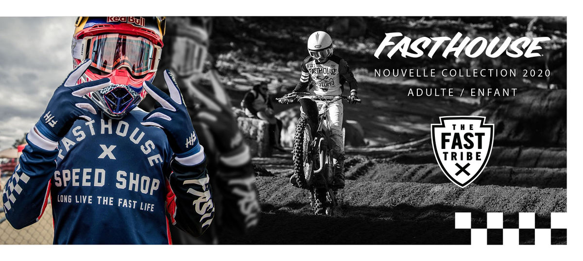 Fasthouse MX20