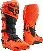 Bottes cross Fox 2020 Instinct - Orange Fluo