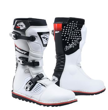 Bottes Kenny 2020 Trial Up - Blanc