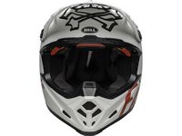 Casque cross Bell Moto-9 Flex Fasthouse WRWF - Blanc Rouge Noir