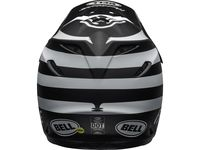 Casque cross Bell Moto-9 Mips Fasthouse Signia - Noir Blanc