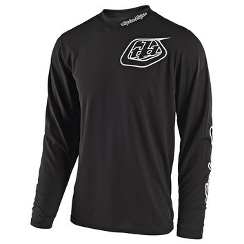 Maillot cross Troy Lee Designs 2020 GP Mono - Noir