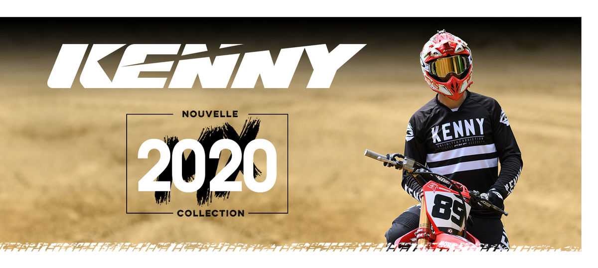 Kenny MX20 : nouvelle collection !