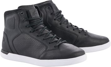 Baskets moto route Alpinestars J-Cult - Noir