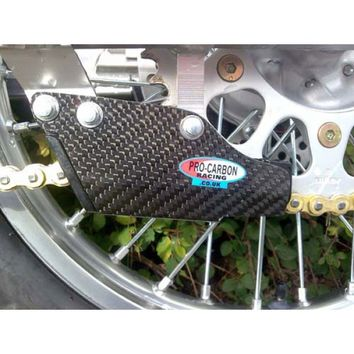 Guide chaine carbone PROCARBON Honda 150 CRF-R 2007-2020
