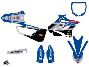 Kit déco Kutvek Réplica Team OUTSIDERS 2020 Yamaha 250 YZ 2015-2020