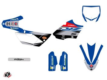 Kit déco Kutvek Réplica Team OUTSIDERS 2020 Yamaha 85 YZ 2015-2020