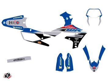 Kit déco Kutvek Réplica Team OUTSIDERS 2020 Yamaha 250 WRF 2020