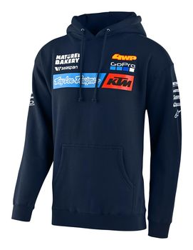 Sweat Shirt enfant Troy Lee Designs KTM 2020 Team - Bleu