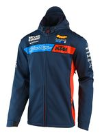Veste Softshell Troy Lee Designs KTM 2020 Team - Bleu