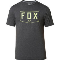 T-Shirt Fox Shield - Gris