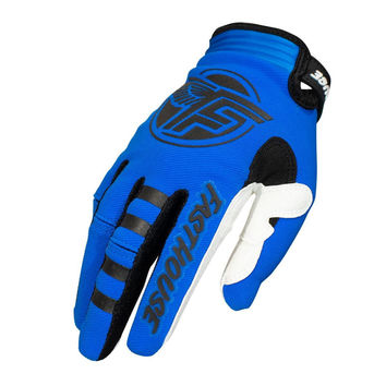Gants cross Fasthouse 2020 Speedstyle Flight - Bleu