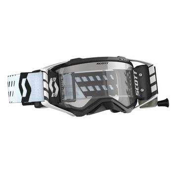 Masque cross SCOTT Prospect WFS - Noir Blanc