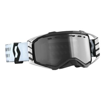 Masque cross SCOTT Prospect Enduro Light Sensitive - Noir Blanc