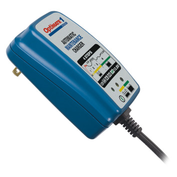 Chargeur batterie OPTIMATE 1 DUO TM-402