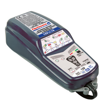 Chargeur batterie OPTIMATE 4 Dual program CANBUS Spéciale BMW TM-350
