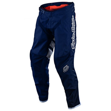 Pantalon cross Troy Lee Designs Spring 2020 GP Drift - Bleu Orange