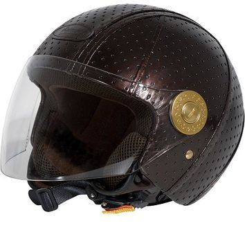 Casque Stormer 2011 Club Bronze perforé XL