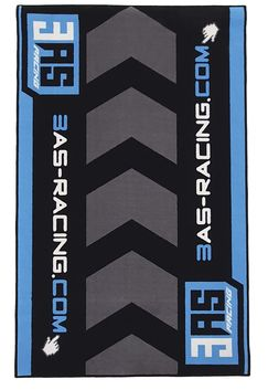 Tapis environnemental Paddock 3AS RACING 160 X 100 cm