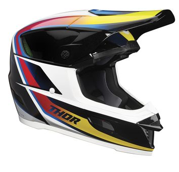 Casque cross Thor 2021 Reflex Accel MIPS - Multicolor