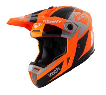 Casque cross Kenny 2021 Track - Orange